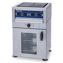 3753594 | Range with oven  Metos  Minor 4/LD64 400V3N~ |