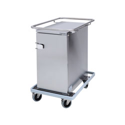 3756375 | Food transport trolley Metos Termia 1000 IN with 125 mm wheels |