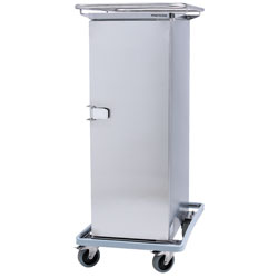 3756378 | Food transport trolley Metos Termia 1500 HN with 125 mm wheels |