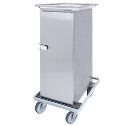 3756687 | Food transport trolley Metos Termia 1500 IN with 160 mm wheels |