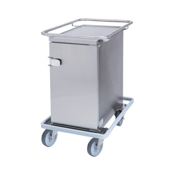 3756689 | Food transport trolley Metos Termia 1000 HN with 160 mm wheels |