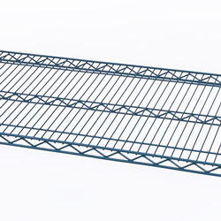 4004618 | Wire shelf Metos Plano 46x183 cm |