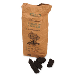 4049982 | Charcoal bag 8 kg Canutillo for charcoal oven Metos X-oven |