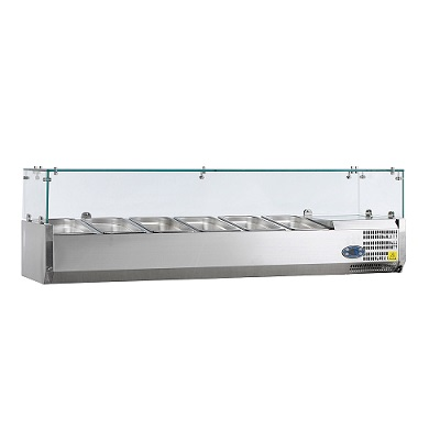 4116833 | Refrigerated display Metos VK38-150 with R600A