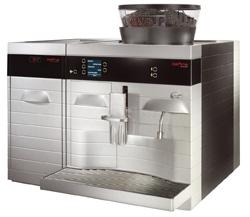 Fully Auto Espressomachine Alpha 12m 1g Mc 400v3n