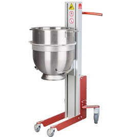 4143136 | Bowl lifter Metos Bear Easylift 60 II for 30-60 litres bowls |