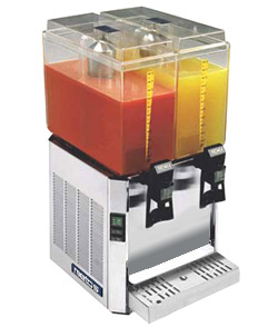 4143338 | Juice dispenser Metos Promek VL223 |