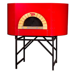 4146999 | Pizza oven RPM 140 Gas |