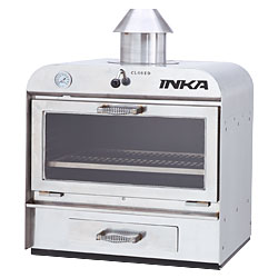 Charcoal Oven Metos Inka P 600