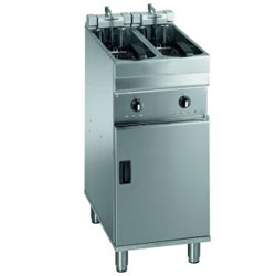 4153978 | Fryer Metos EVO2200T/L 400V3N~ with lift |