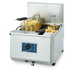 4154054 | Fryer Metos  Profi Plus 8 400V3N~ |