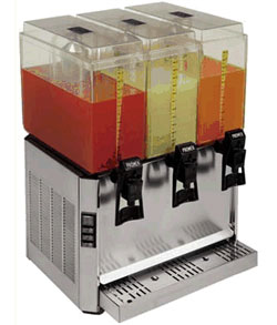 4162845 | Juice dispenser Metos Promek VL334 |