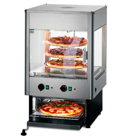 4163589 | Pizza display with oven Metos UMO50D 230V 1~ |