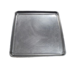 4163894 | Square metal pan SQ10 for Metos MXP ovens |