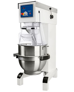 4189838 | Mixer Metos Bear AR80 VL-1 with manual control and attachment drive |