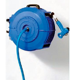 4197226 | Hose reel D.S.A., plastic for Metos Nommo Foam cleaning devi |