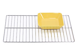 4198010 | Baking grid Metos GN3/4 (445*315 mm), stainless steel |