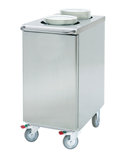 4203904 | Plate Dispenser Trolley Metos Proff PDT 2x270 |