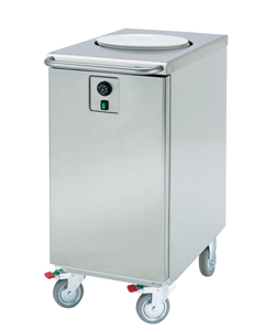 4203914 | Plate Dispenser Trolley Metos Proff LPDWT 1x320 Heated |