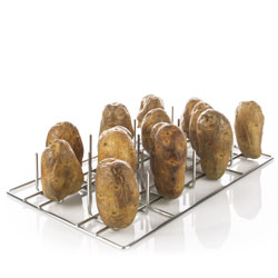 4215175 | Potato baker, alumin.  Metos System Rational GN1/1 (28) |