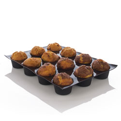 4215177 | Muffinssivuoka GN1/1 Metos System Rational (12 pcs) |