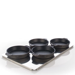 4215476 | Roasting & baking pan Set of 4 pans w. p |