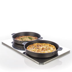 4215480 | Roasting & baking pan Set of 2 pans w. p |