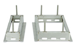 4215840 | Installation frame kit,sub-surface  Metos  Viking/Culino 150 |