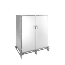 4216266 | Food transport trolley Metos Thermobox Banquet SS |
