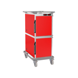 4216410 | Food transport trolley Metos Thermobox EE120 ZE (4+4) |