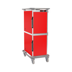 4216438 | Food transport trolley Metos Thermobox FF180 ZF (6+6) |