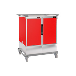 4216442 | Food transport trolley Metos Thermobox FF240 ZF (8+8) |