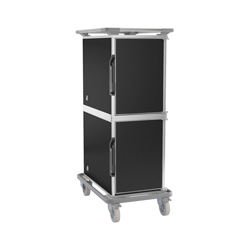 4216464 | Food transport trolley Metos Thermobox SS180 ZS (6+6) |