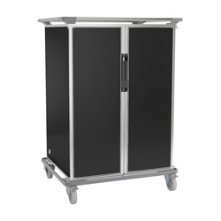 4216466 | Food transport trolley Metos Thermobox SS360 ZS (12+12) |