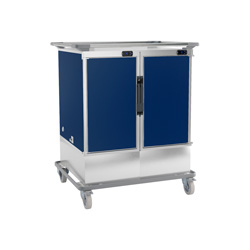 4216482 | Food transport trolley Metos Thermobox CC240 ZC (8+8) |