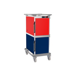 4216524 | Food transport trolley Metos Thermobox CE120 ZCE (4+4) |
