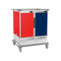 4216534 | Food transport trolley Metos Thermobox CE240 ZCE (8+8) |