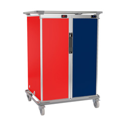 4216536 | Food transport trolley Metos Thermobox CE360 ZCE (12+12) |