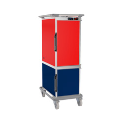 4216542 | Food transport trolley Metos Thermobox CF180 ZCF (4+8) |