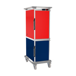 4216544 | Food transport trolley Metos Thermobox CF210 ZCF (6+8) |