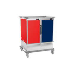 4216546 | Food transport trolley Metos Thermobox CF240 ZCF (8+8) |