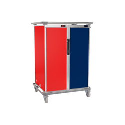 4216548 | Food transport trolley Metos Thermobox CF360 ZCF (12+12) |