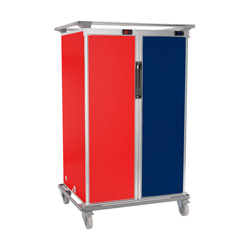 4216550 | Food transport trolley Metos Thermobox CF420 ZCF (14+14) |