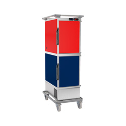 4216552 | Food transport trolley Metos Thermobox KE180 ZKE (6+6) |