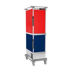 4216554 | Food transport trolley Metos Thermobox KE210 ZKE (6+8) |