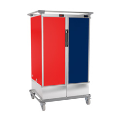 4216558 | Food transport trolley Metos Thermobox KE360 ZKE (12+12) |