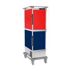 4216560 | Food transport trolley Metos Thermobox KF180 ZKF (6+6) |