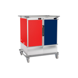 4216562 | Food transport trolley Metos Thermobox KF240 ZKF (8+8) |