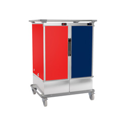 4216564 | Food transport trolley Metos Thermobox KF300 ZKF (10+10) |