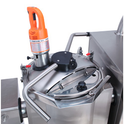 4222738 | Puree equipment Metos Proveno 2/3G 100L |